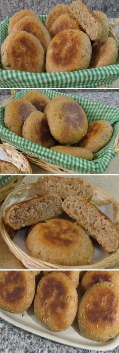 º de no leídos) - - Yahoo Mail Healthy Desserts, Raw Food Recipes, Easy Desserts, Baking Recipes, Biscuit Bread, Pan Bread, Chilean Recipes, Bread Shop, Pan Dulce