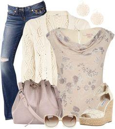 LOLO Moda: #cute #ladies #fashion, http://lolomoda.com/casual-wear-for-afternoon-trend-2014/