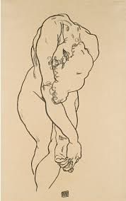 Image result for schiele drawings