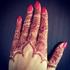 #Henna #HennaArt #HennaDesign