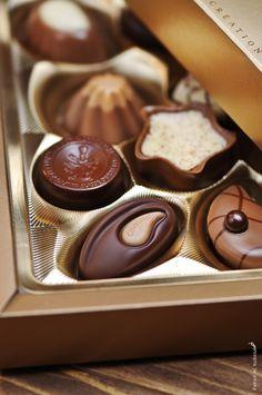 Lindt chocolat macro by Fahad Alrobah, via 500px