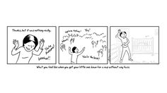 8 Comics to Help You Survive New Mom Anxiety | What to Expect
