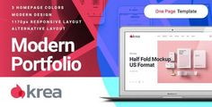 Krea - Modern Portfolio One Page Joomla Template ⠀ Work Pages Home style 1 Home style 2 Home style 3 About Us Works Team Blog Contact Images Used: Unsplash Pexels Font Used: Font Awesome Flat Icon Roboto (Google Fonts) Template Features 3 Homepage ... ⠀ # #cmsthemes #jobs #joomla #krea #online #projects #themeforest #uiaextend #agency #design #creative #modern #responsive #portfolio #photography #freelance Page Template, Website Template, Dashboard Template, Joomla Templates, Responsive Layout, Aleta, Cool Themes, Creative Portfolio, Drupal