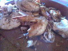 Συνταγές! Λάκης Κουταλάκης: Κοτόπουλο κρασάτο φούρνου