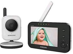 Samsung SimpleVIEW Video Baby Monitor