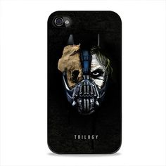 Batman Trlogy iPhone 4, 4s Case