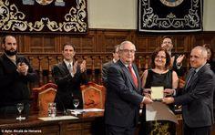 Los Archivos del Movimiento Obrero, Premio Ciudad de Alcalá Patrimonio Mundial
