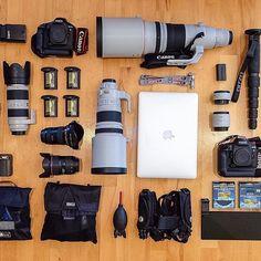 #MyCameraBag by @anthonyrew