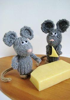 Dinky Mice by Amanda Berry - Digital Version