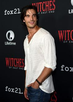 Daniel Ditomasso. I may have to start watching this show I've never heard of.