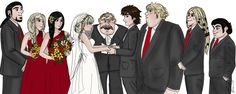 Hiccup and Astrid's Wedding Day