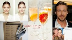 take it to go: serving 1. a few quick links to start your weekend!
