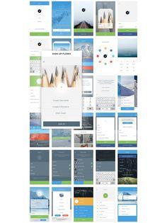 UI8 — Products — Bolt UI Kit