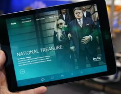Image result for hulu screen tv