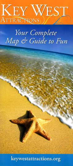 Key West Attractions #Brochures #KeyWest #Florida