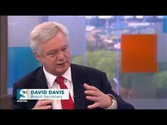 """Brexit fallout: Whatever happened to David Davis' """"row of the Summer"""""""