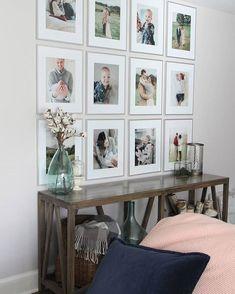 [New] The 10 Best Home Decor Ideas Today (with Pictures) - Algunas ideas para que tus fotos sean las protagonistas de tus paredes. . Las composiciones de fotos son muy utilizadas en la decoración de interiores. Puedes crear composiciones con formas geométricas sencillas y con marcos uniformes o darle un poco más a la creatividad y crear algo arriesgado. . Y si no quieres crear una composición pero quieres cubrir un espacio vacío en la pared puedes optar por unos cuadros o fotografías más…