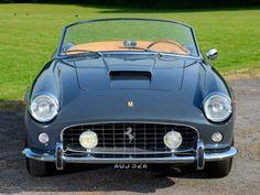 Charlie's Angels 1963 Ferrari 250 GT SWB California Spyder