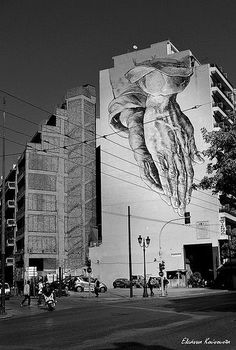 Athens Street Art - Greece.