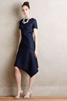 Raoul Rhone Textured Dress #anthroregistry