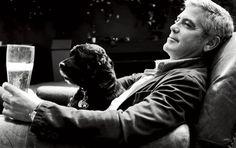 George Clooney & Einstein