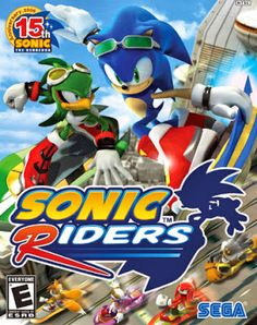 Telecharger Sonic Riders Complet Gratuitement
