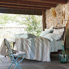 Company Organic Textura Percale Bedding | The Company Store