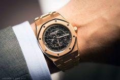 23 Best Audemars Piguet Hands On Images In 2014 Luxury Watches