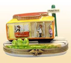 LIMOGES BOXES direct from Limoges France with FREE SHIPPING ! Fine peint main French Limoges Boxes - Travel in France