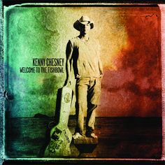 Kenny Chesney's 13th album now has a title and colorful cover art! 'Welcome to the Fishbowl' will be released June 19 on BNA Records. The superstar, who goes into Sunday night's (April 1) ACM Awards with more nominations than any other artist, is up for Entertainer of the Year, Song of the Year for 'You and Tequila' with Grace Potter and Album of the Year (as both artist and producer) for 'Hemingway's Whiskey,' his platinum 2010 CD, to which 'Fishbowl' is the follow-up.