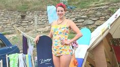 BBC News - Eleventh World Bellyboard Championships held in Cornwall