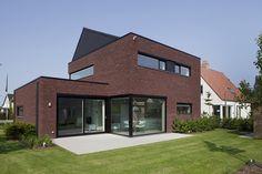 Type dak plus uitbouw