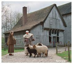 Shepherdess by ~Keirea