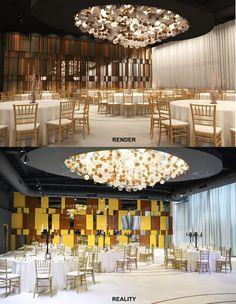 #terraevents #wedding #venue #square2design #interiordesign #custommade #chandelier #bucharest