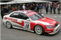 Honda Accord BTCC
