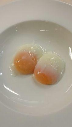 Doppio uovo cotto a bassa temperatura