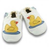 Ducks Baby Shoes - Snuggle Feet