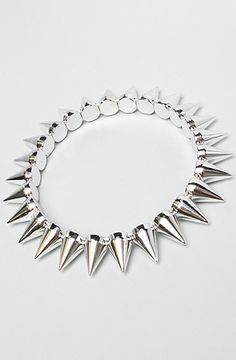 *Accessories Boutique The Collar Spike Necklace : Karmaloop.com - Global Concrete Culture