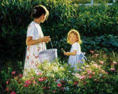 """""""Little Miss Sunshine"""" by Robert Duncan"""