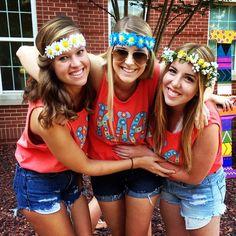 Kappa Alpha Theta at Auburn University #KappaAlphaTheta #Theta #BidDay #sorority #Auburn