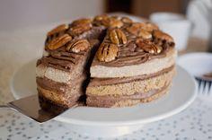 Ořechový dort — NESTO