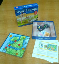Trans Europa | Franz-Benno Delonge | Nordic Games