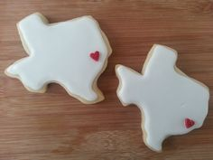 The Love of Texas Sugar Cookies.Her cookies are THEE BEST!