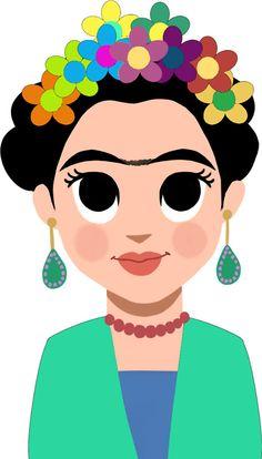 Frida Kahlo by ValentinaZeraus