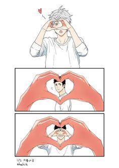 Immagine di haikyuu, anime, and yaoi Kagehina, Daichi Sawamura, Sugawara Koushi, Daisuga, Haikyuu Karasuno, Iwaoi, Kuroken, Kenma, Bokuaka