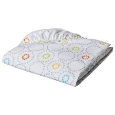 Sumersault Mix N Match Fitted Crib Sheet