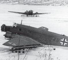 retrowar — Ju 52