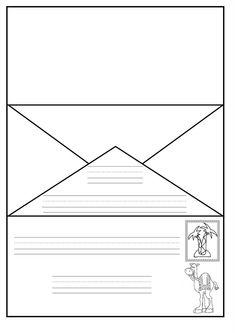 Necessites treballar la Carta a Cicle Mitjà? Aquest material et pot ser útil.
