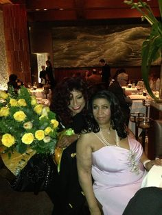Chaka & The Queen of Soul, Aretha