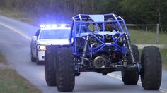 Rock bouncer vs. police chase is just good old boys never meaning no harm | Motoramic - Yahoo Autos